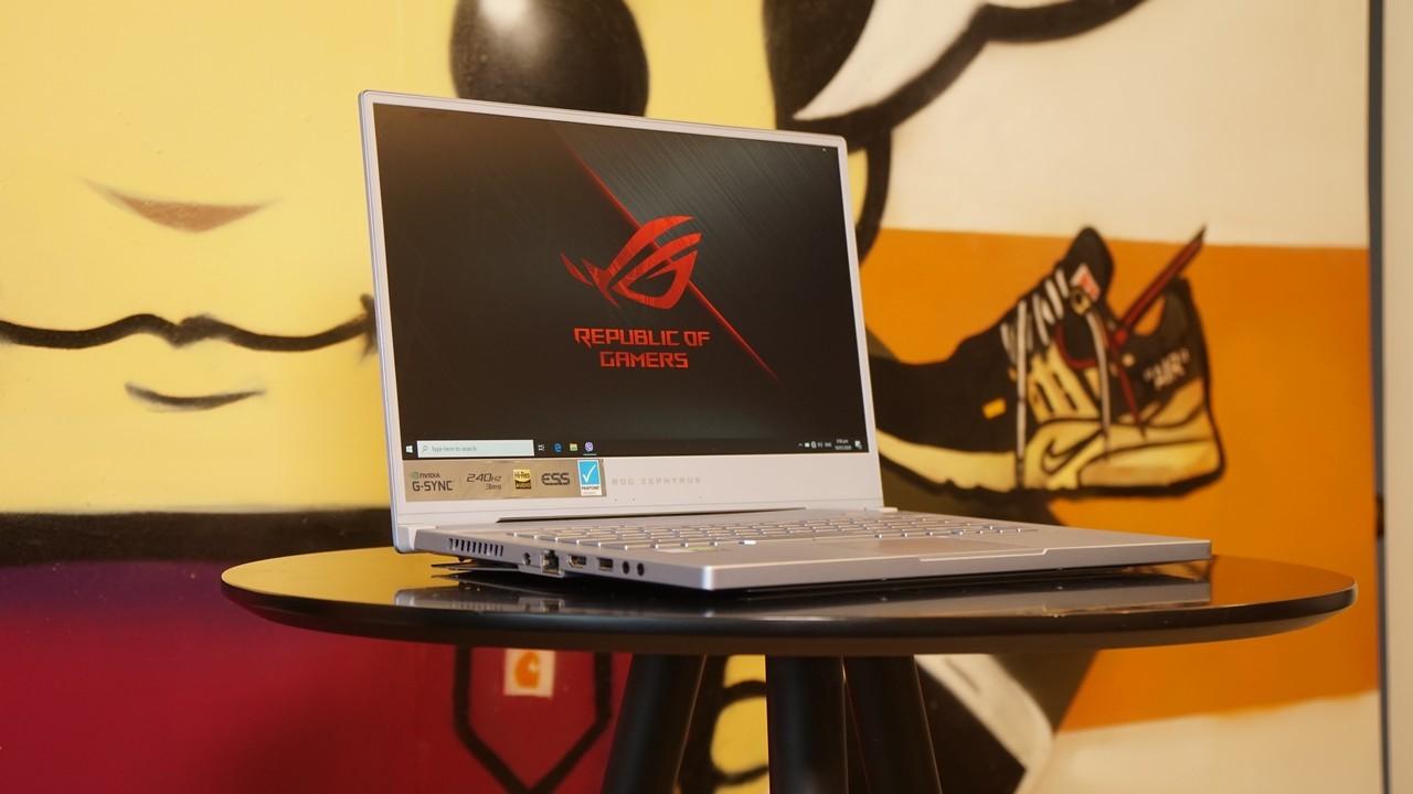 ASUS ROG Zephyrus S GX502G Review