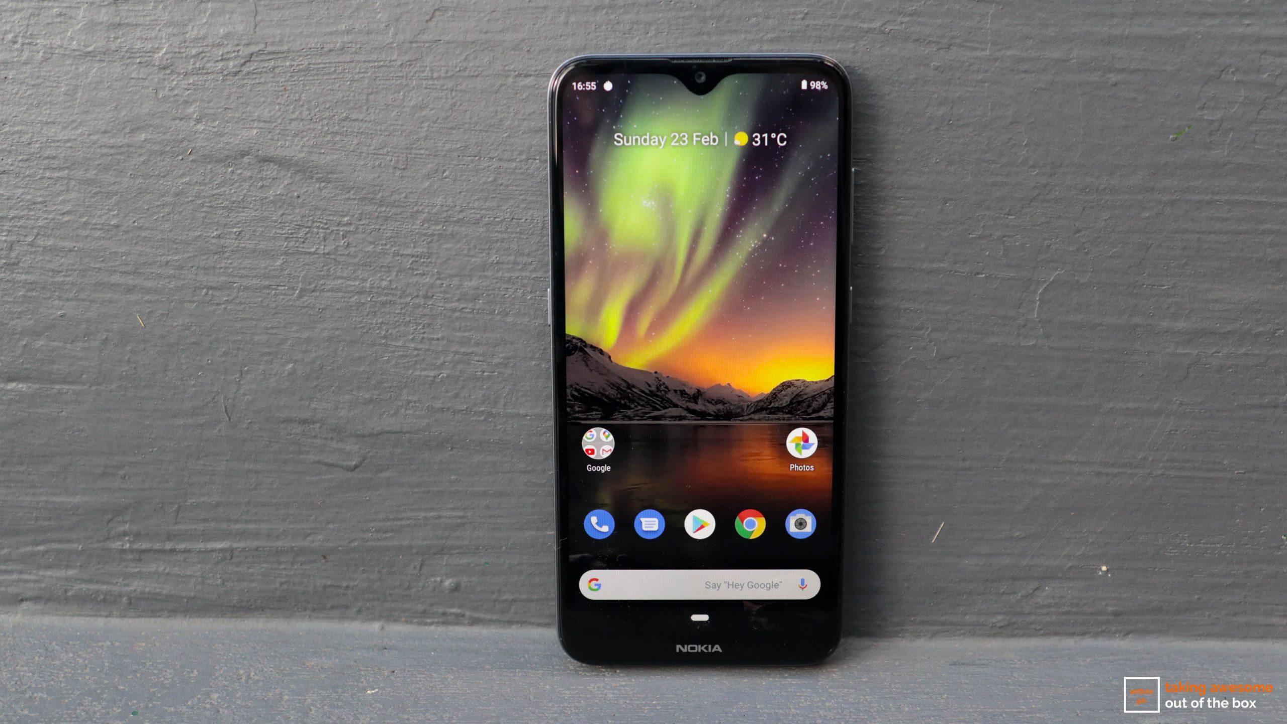 photo of the Nokia 2.3
