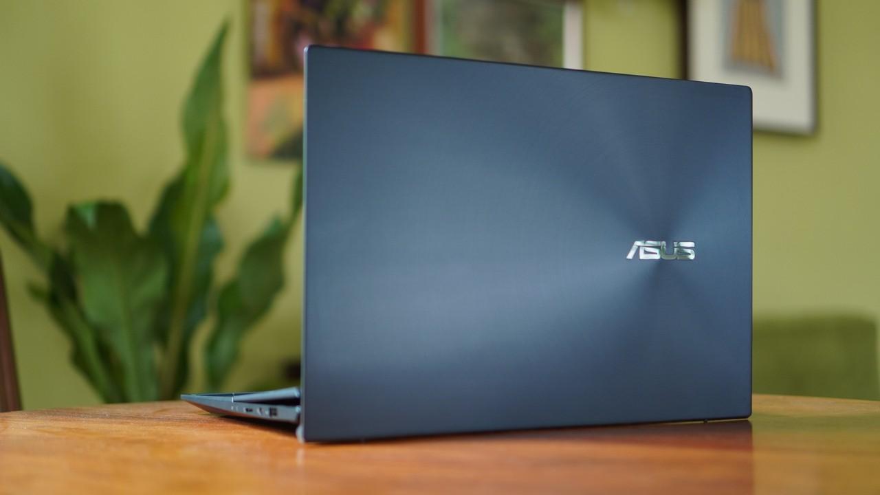 ZenBook Duo 14 UX482E quick review