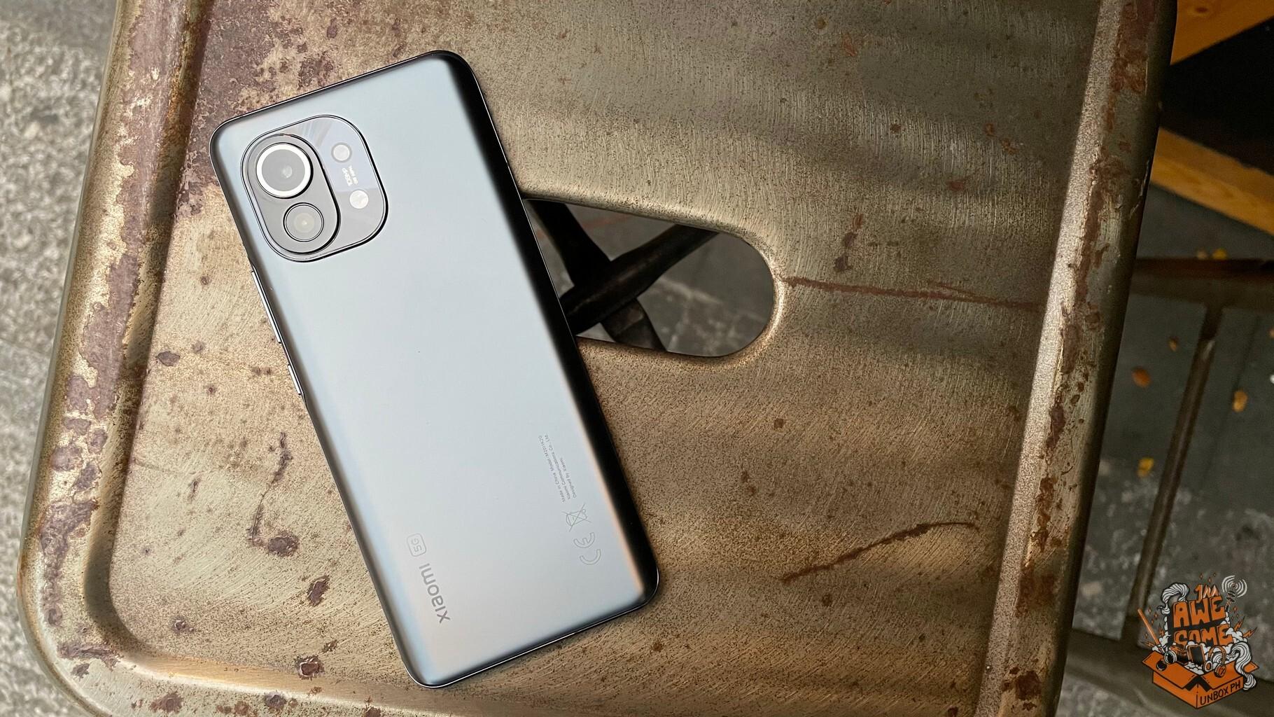 Xiaomi Mi 11 Review Philippines 1
