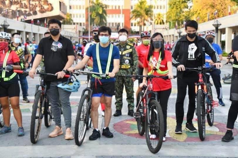 Quezon City Bike Lane Network