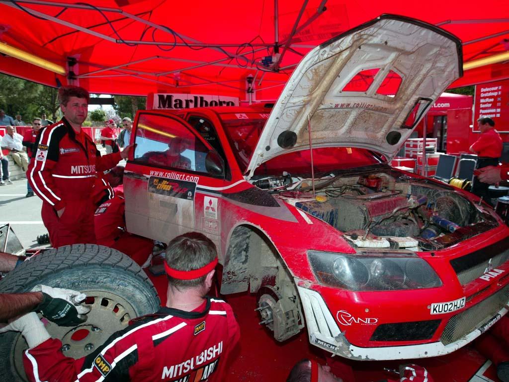 Mitsubishi Revives the Ralliart Brand