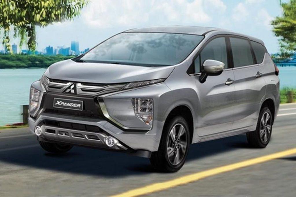 2021 Mitsubishi Xpander: Exterior