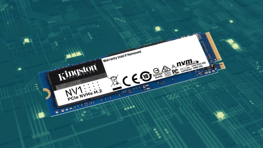 Kingston NV1 NVMe PCIe