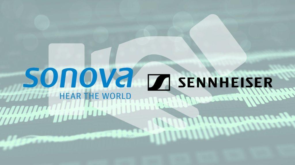 Sennheiser Sells to Sonova
