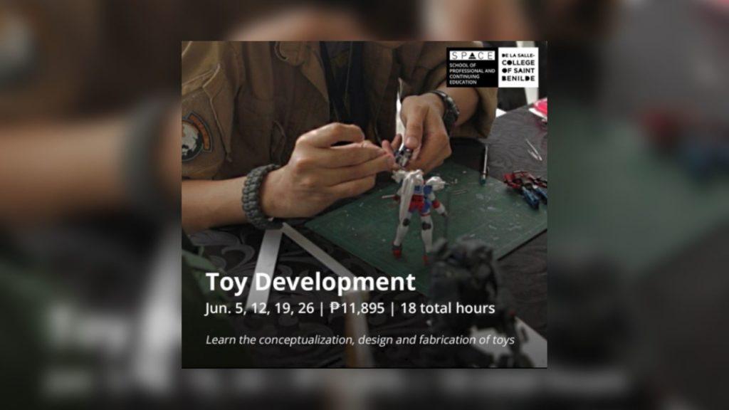 Benilde Toy Development Course