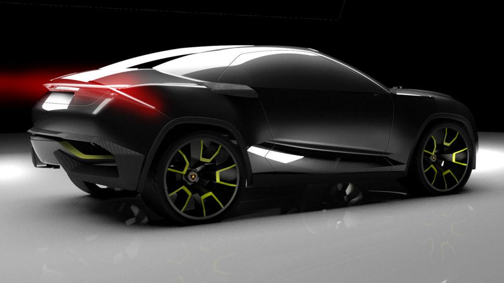 Lamborghini to Go Fully Hybrid by 2024