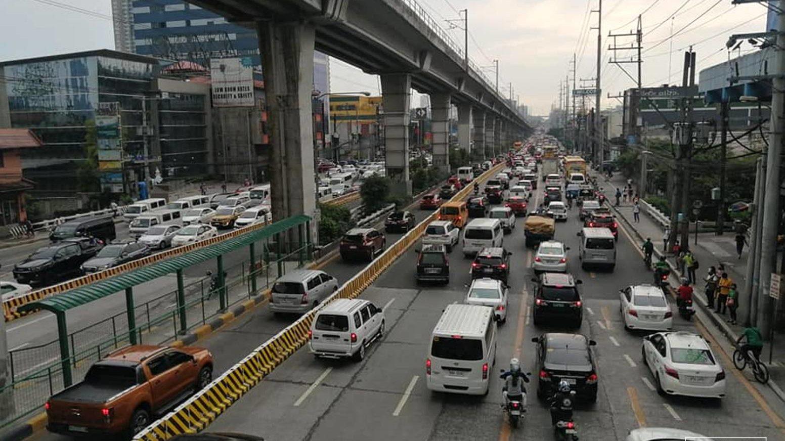 MMDA Re-opens the Dario Bridge U-turn Slot in EDSA