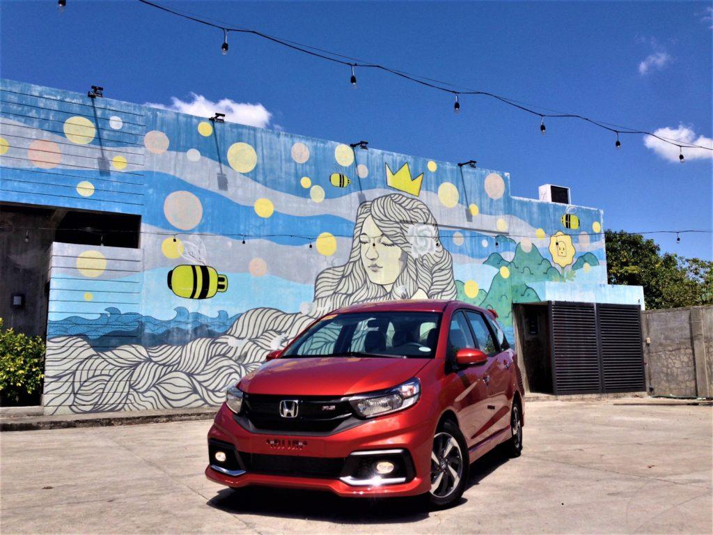 HCPI Honda Mobilio