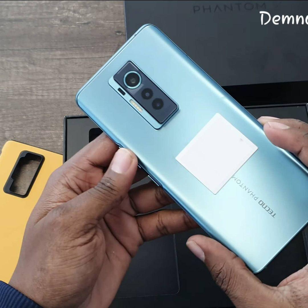 TECNO Working on Flagship Phantom X Phone with Curved Display