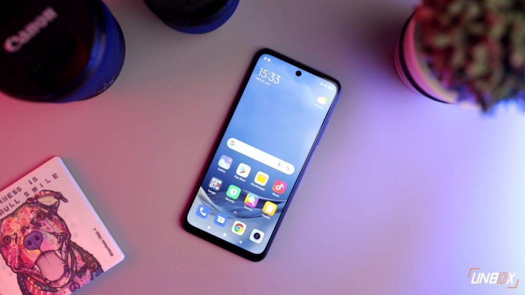 Redmi Note 10 5G Hands-on