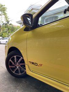 2021 Toyota Wigo TRD