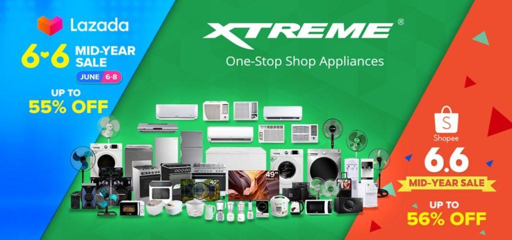 XTREME Appliances Napakalaking Diskwento