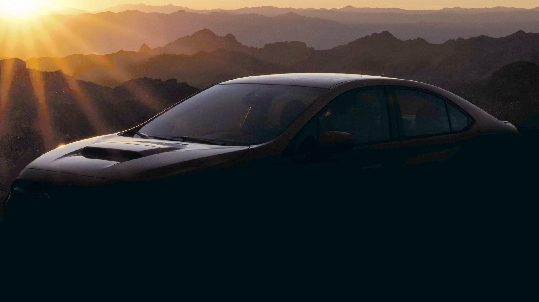 2022 Subaru WRX Will Debut on August 19
