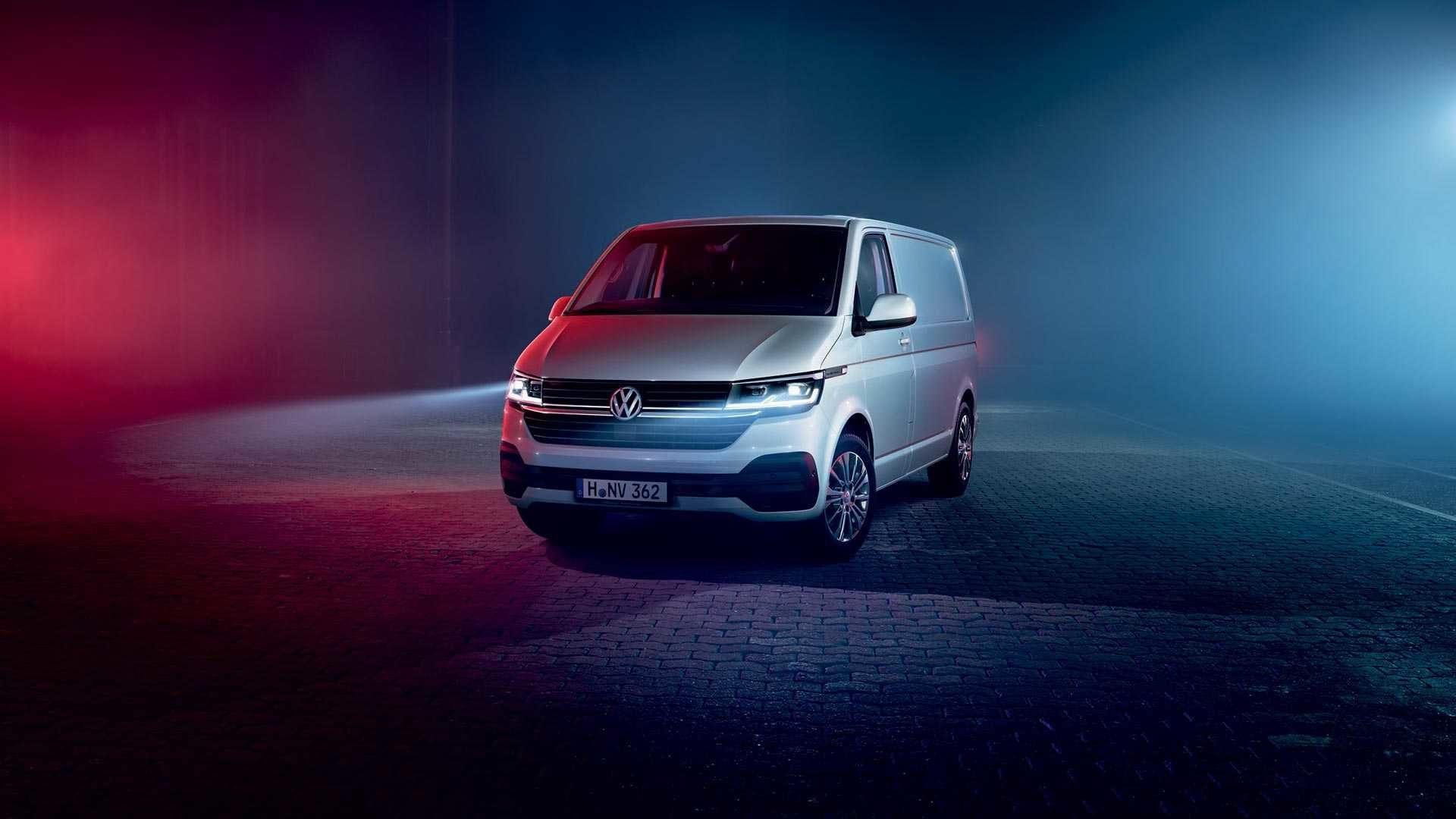 Volkswagen Brings Multivan Kombi To The Philippines