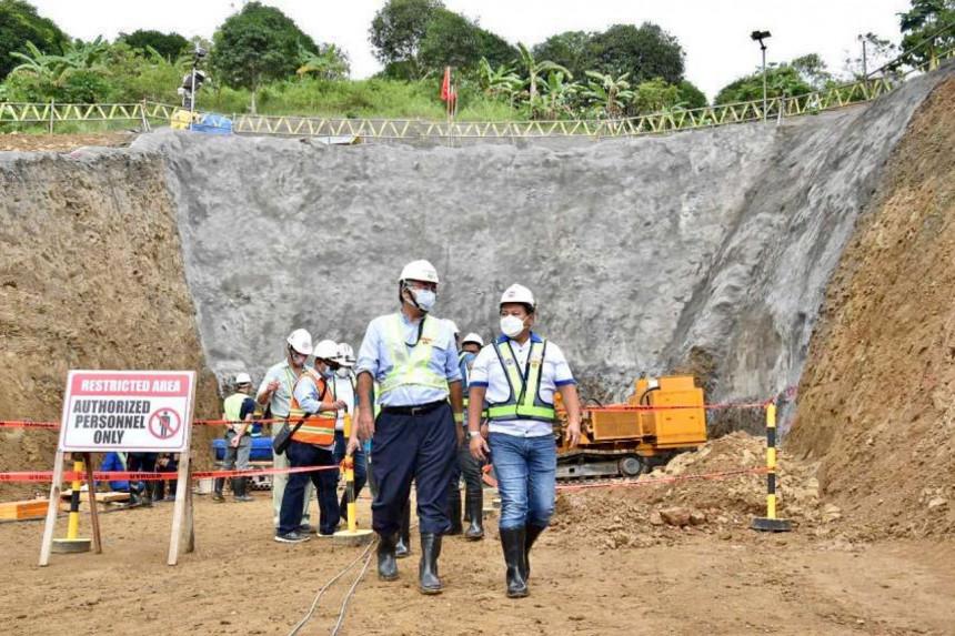 Ang Davao ay Magkakaroon ng Sariling Kaybiang Tunnel