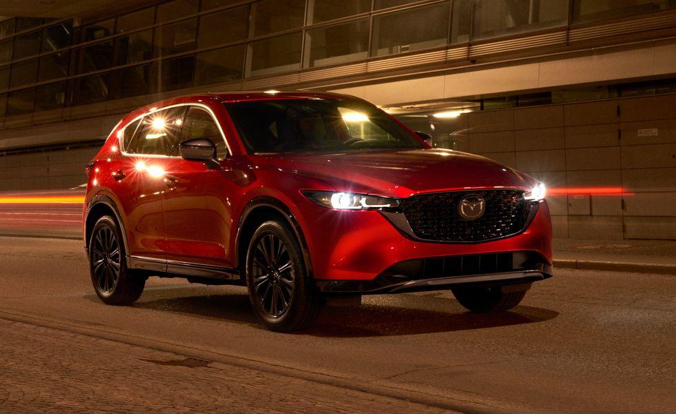 Ang Mga Update ng Mazda CX-5 para sa 2022