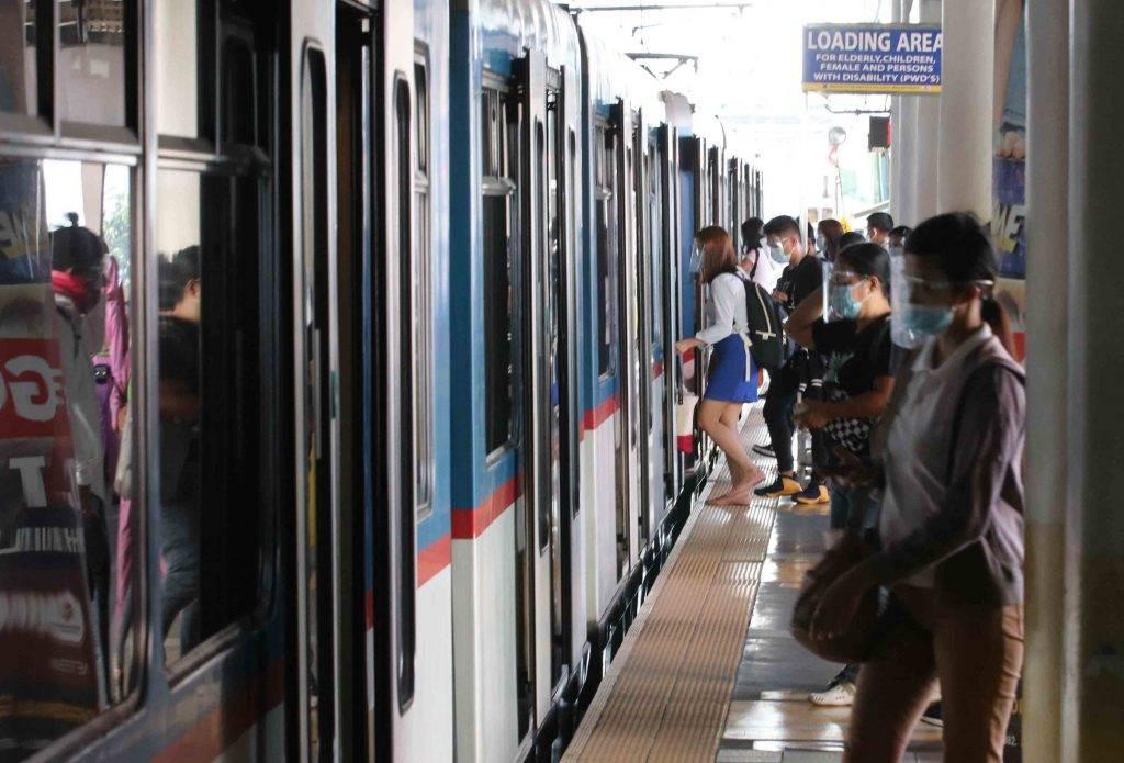 DOTr: Free Train Rides Extended Until September 15