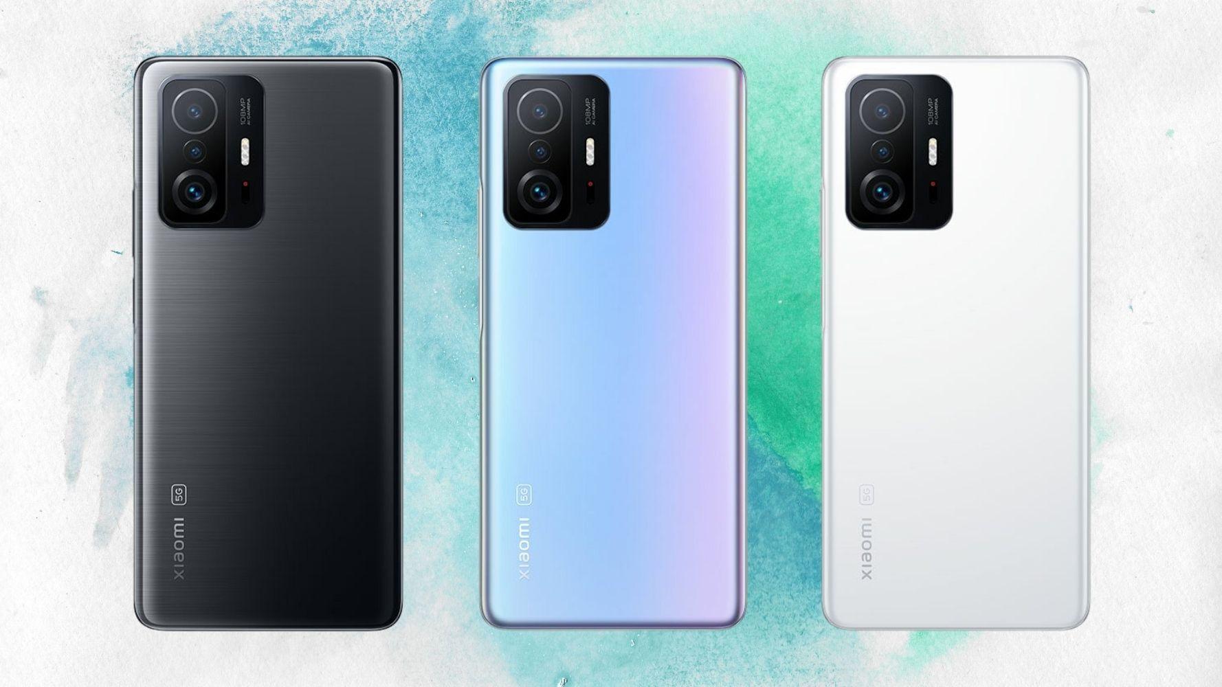 Xiaomi 11T Pro Colors